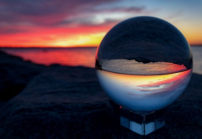 Sunset Orb